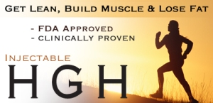 Reduce weight through hgh